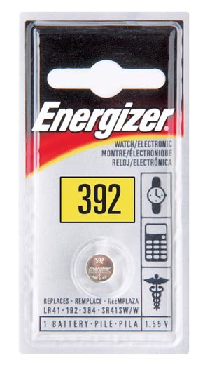 ENERGIZER - SILVER OXIDE BATTERY