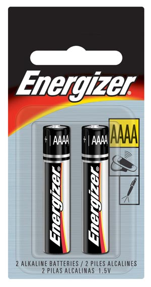 ENERGIZER - ALKALINE BATTERY