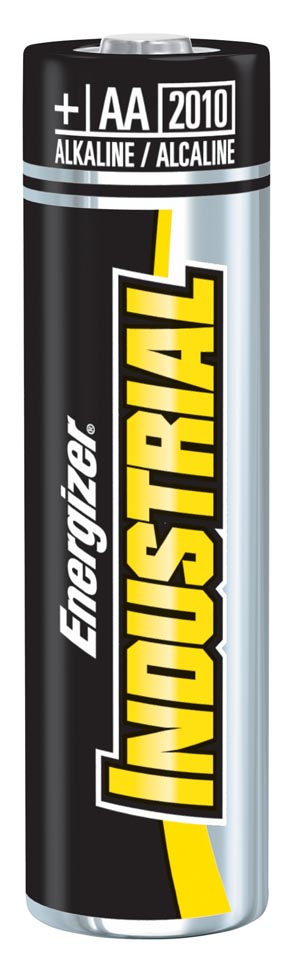 ENERGIZER INDUSTRIAL BATTERY - ALKALINE <font color=&quot;#FF0000&quot;>(Over Stock Item)</font>
