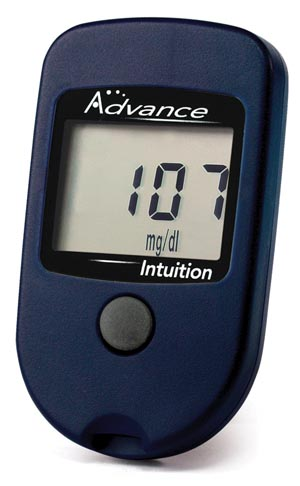 ARKRAY ADVANCE INTUITION BLOOD GLUCOSE MONITORING SYSTEM