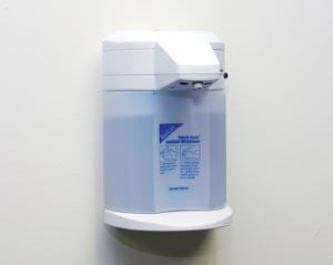 SULTAN TOUCH-LESS SANITIZER DISPENSER